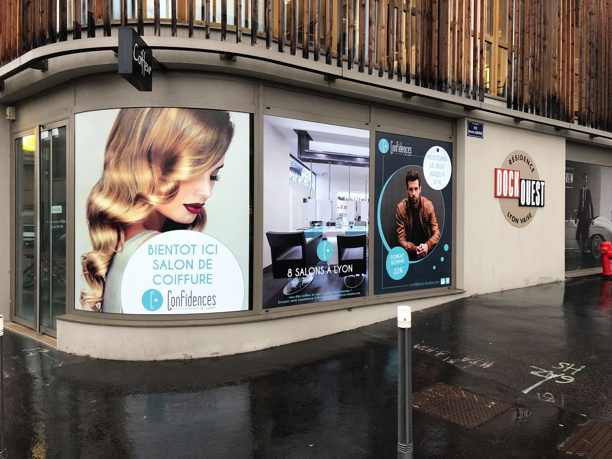 Salon de coiffure lyon 9 changez de look avec une for Salon de coiffure lyon 7